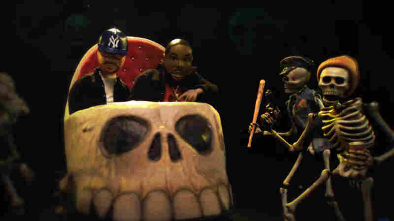In Run The Jewels' Claymation Video, The Real Horror Is Power