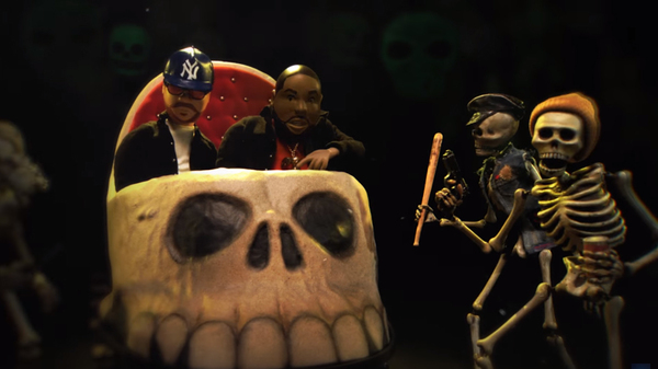 A still from Run The Jewels