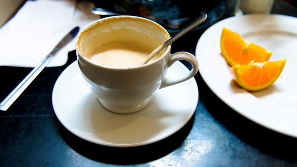Italy is considered the spiritual home of coffee. The country