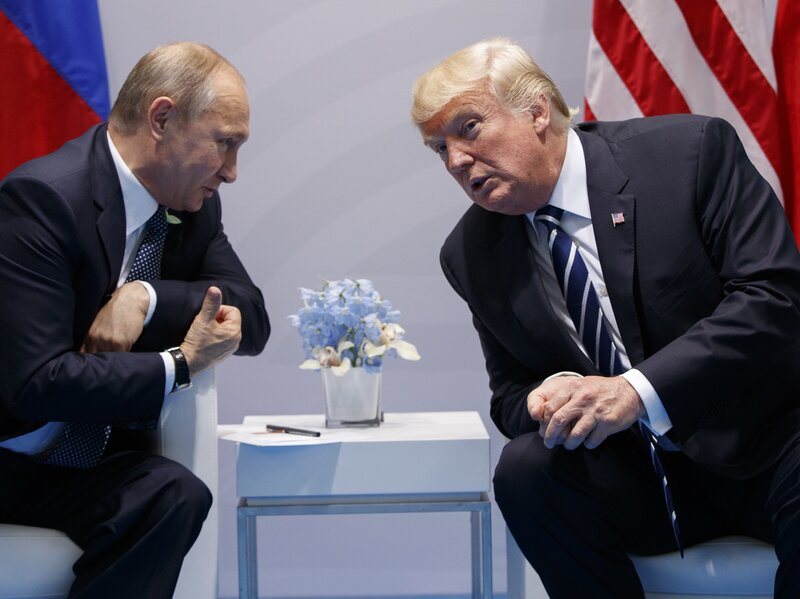 Us Russia Agree To Syrian Cease Fire The Two Way Npr