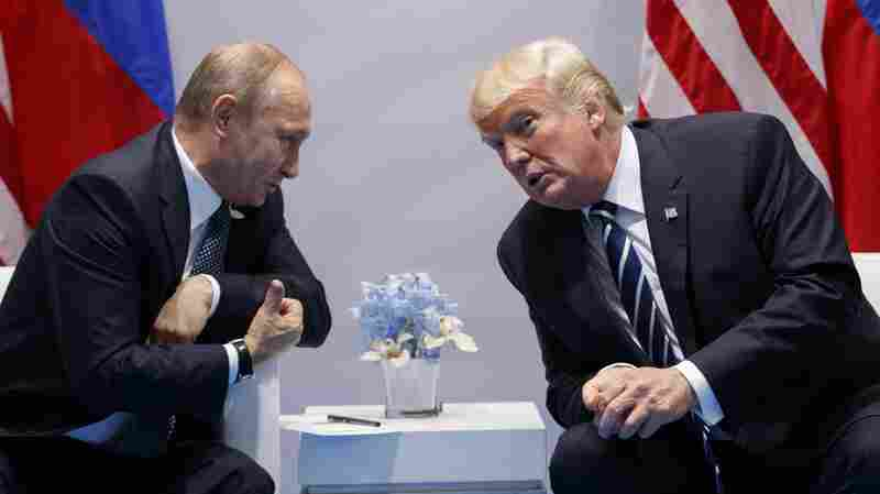 U.S., Russia Agree To Syrian Cease-Fire