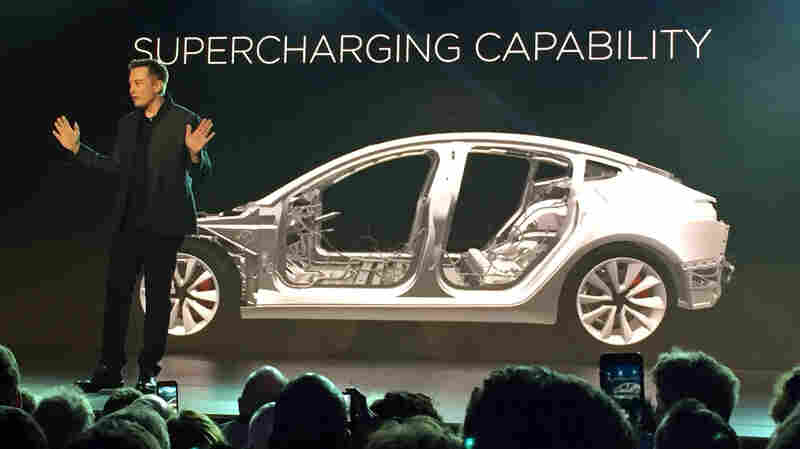 As First Model 3 Rolls Off The Line, Can Tesla Sustain Momentum?