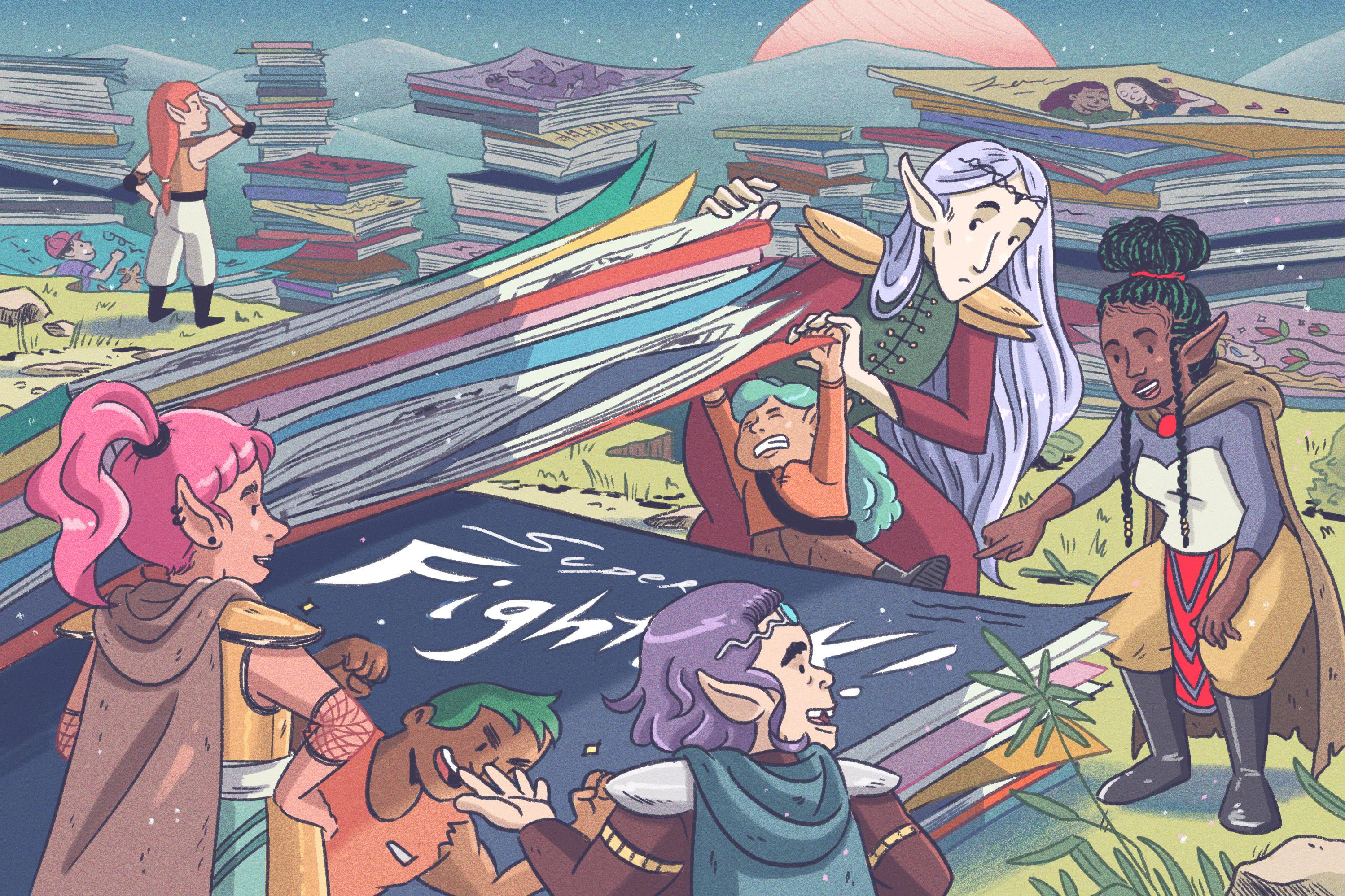 20 Best Comics And Graphic Novels  NPR