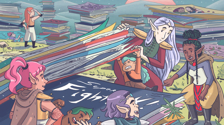 All Adult asain comics