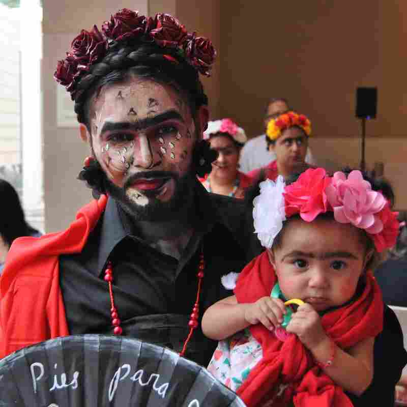 Frida Kahlo Celebrated With An Attempt At A World Record