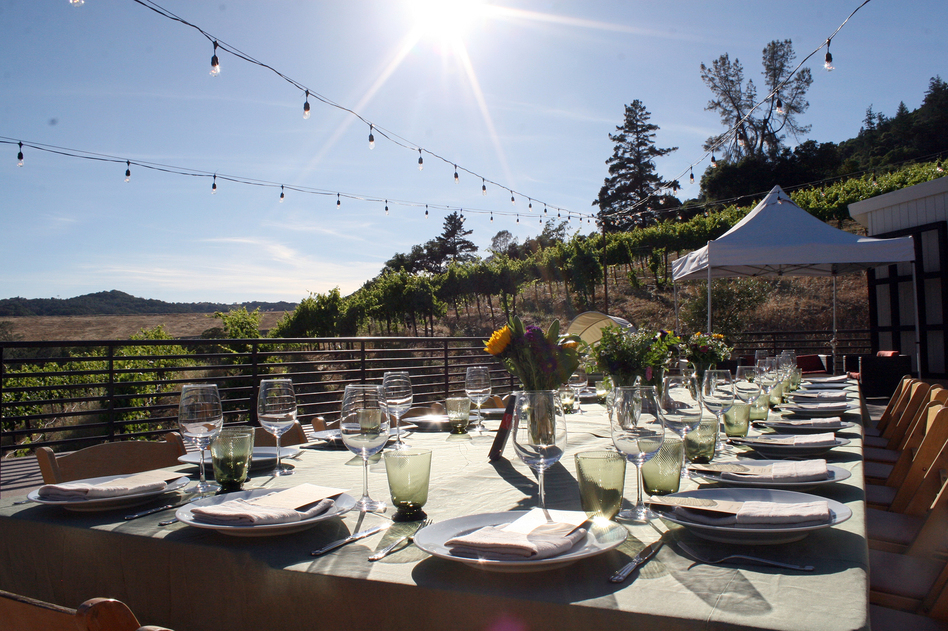 Proponents of the emerging pot-for-pleasure industry want to grab a share of the nearly $2 billion tourism business in Sonoma County with events like dinners that incorporate marijuana. (Courtesy of Sonoma Cannabis Company/Kristen Jeanne)