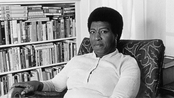Octavia Butler: Writing Herself Into The Story