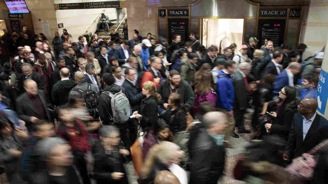 Penn Station Construction Begins Today, Triggering Delays for Commuters""