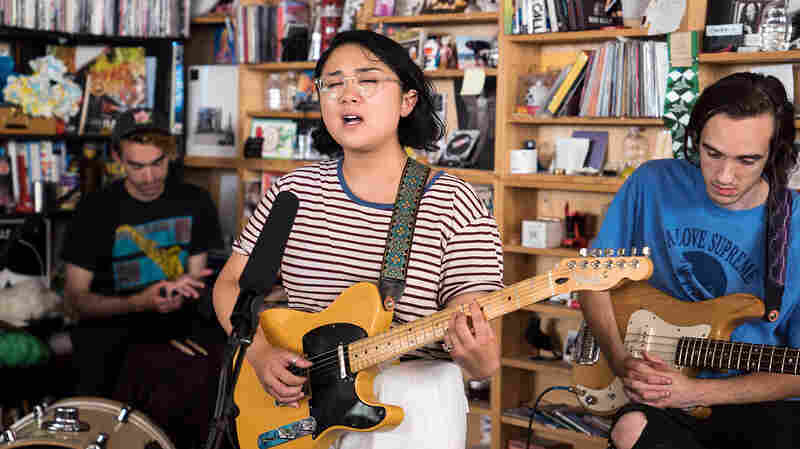 Jay Som: Tiny Desk Concert