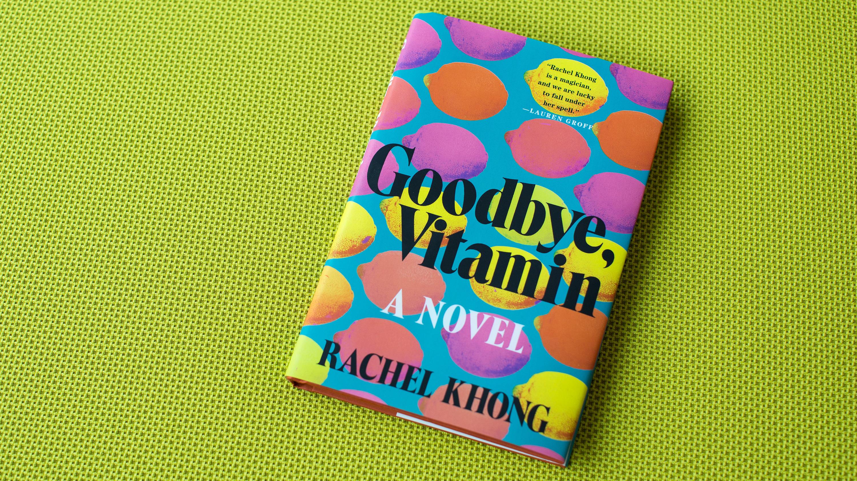 book review goodbye vitamin by rachel khong npr