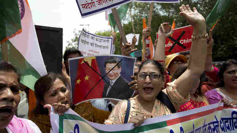 In A Remote Himalayan Corner, Tensions Rise Between India And China