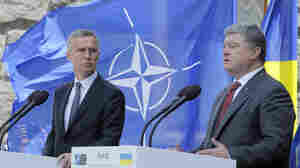 Ukraine Recommits To NATO Membership Over Moscow's Objections
