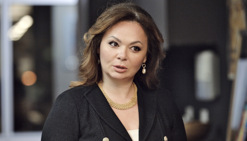 Russian lawyer Natalia Veselnitskaya, photographed on Nov. 8, 2016, met with Donald Trump Jr. in June 2016. (Yury Martyanov/AP)