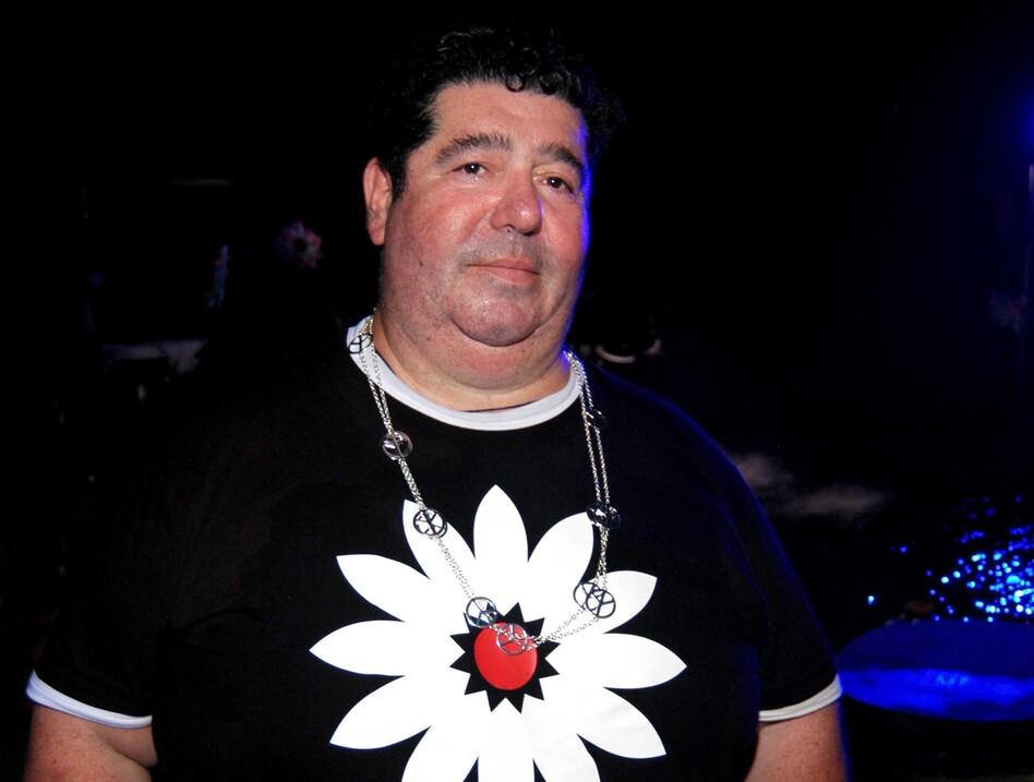 Rob Goldstone at a benefit in August 2009 in Water Mill, NY. (Adriel Reboh/Patrick McMullan via Getty Images)