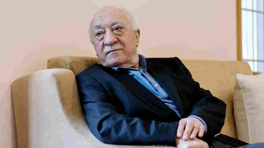 Cleric Accused Of Plotting Turkish Coup Attempt: 'I Have Stood Against All Coups'