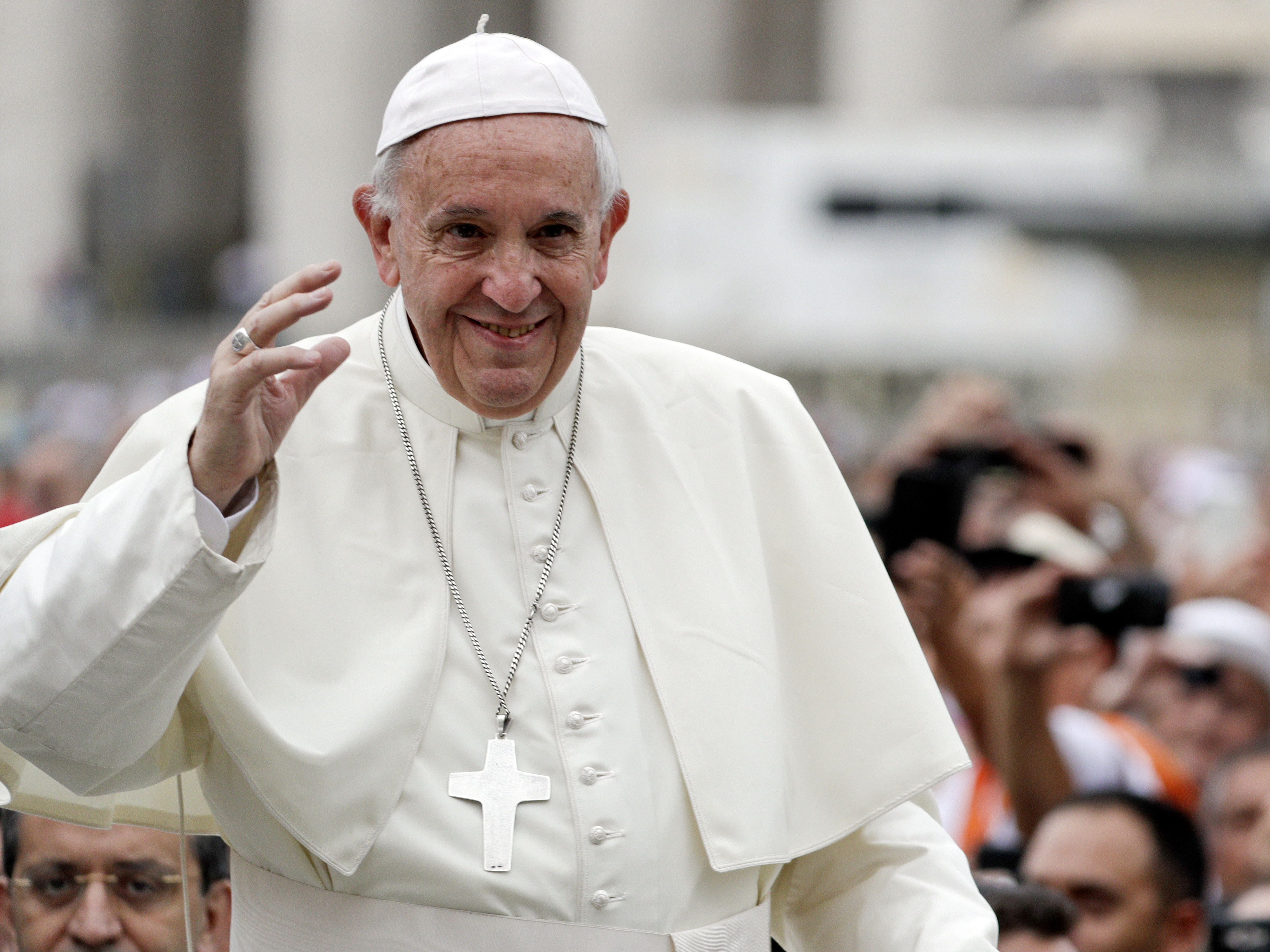 Pope Francis Adds A New Path To Sainthood