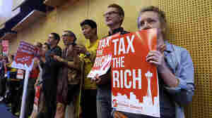 In 'Most Regressive' State, Seattle Passes Tax On Highest Incomes