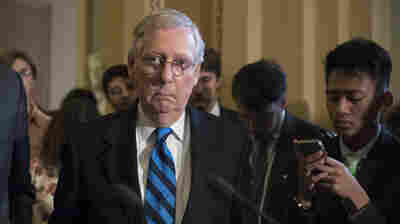 Delaying August Recess, Senate Republicans To Release Updated Health Care Bill