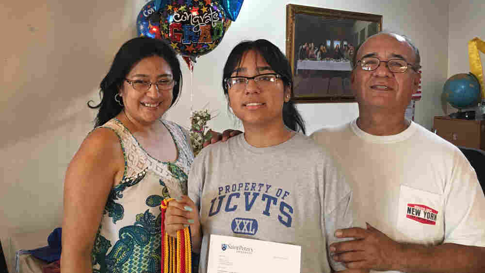 For New Jersey DACA Student, The Road To College Is Bumpier Than Expected