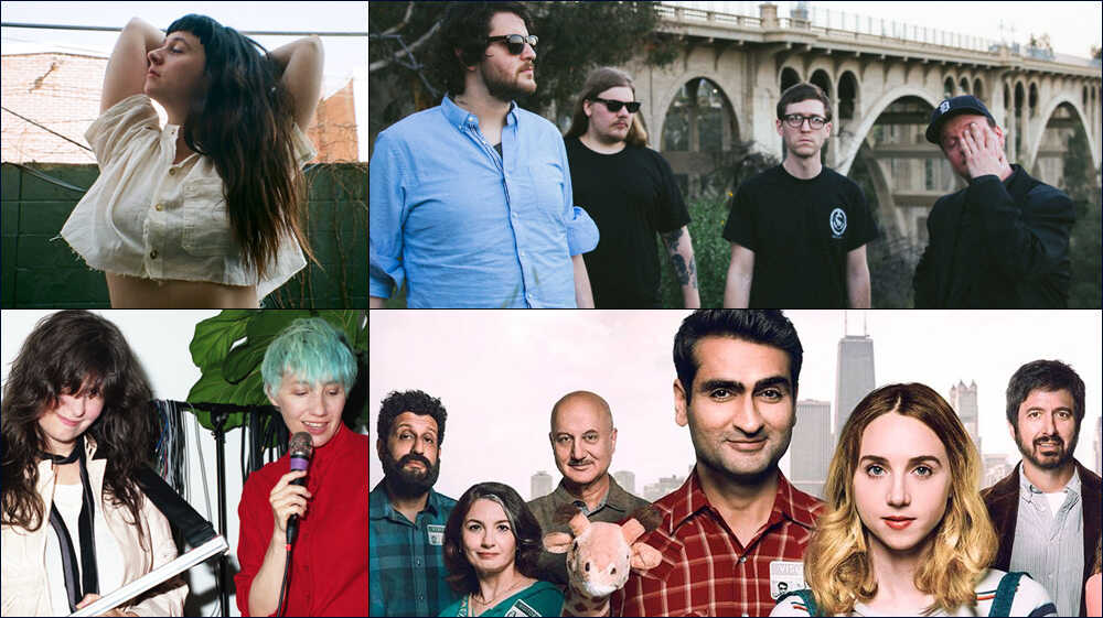 New Mix: Music From 'The Big Sick,' Rhye, Protomartyr, More