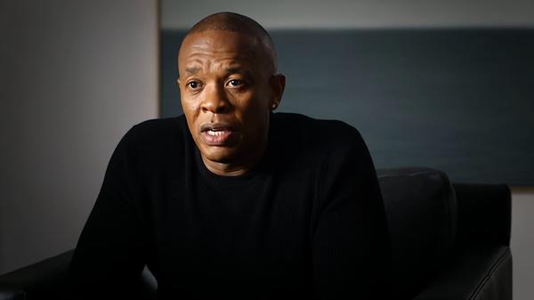 "Dr. Dre, ""Gunfire."""