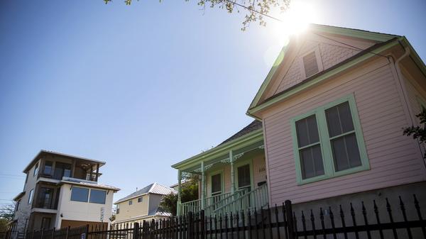 Residents Of East Austin, Once A Bustling Black Enclave, Make A Suburban Exodus