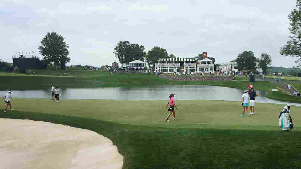 Some Women's Golf Fans Are Teed Off To See Major Tourney At Trump Course
