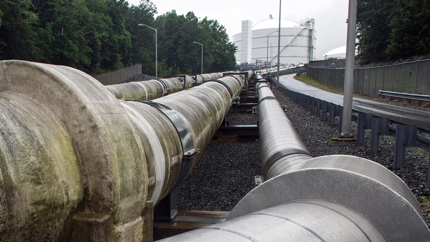 Natural Gas Building Boom Fuels Climate Worries, Enrages Landowners