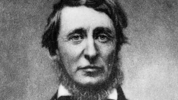 Thoreau was born 200 years ago, on July 12, 1817. He died of tuberculosis at age 44.