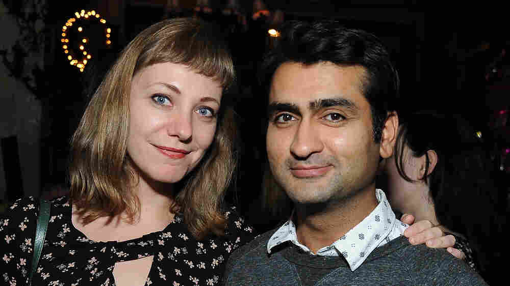 How A Medically Induced Coma Led To Love, Marriage And 'The Big Sick'