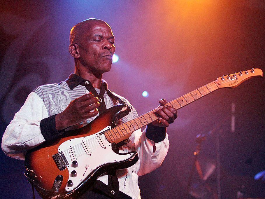 IMG RAY PHIRI, Guitarist