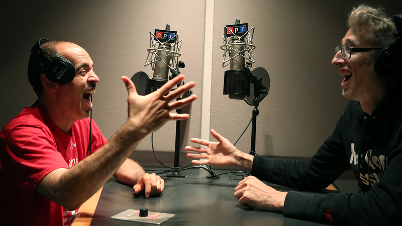 New NPR Podcast 'What's Good With Stretch And Bobbito' Drops On July 19