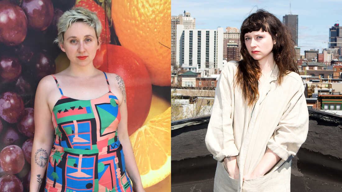 Through My Sister's Eyes: Allison And Katie Crutchfield On Each Other's Music