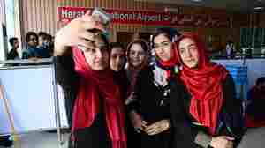 Afghan Girls Robotics Team Allowed To Enter U.S. For Competition