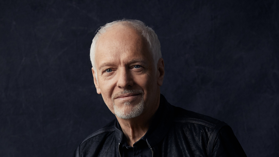 "Peter Frampton's new single is titled ""I Saved A Bird Today."""