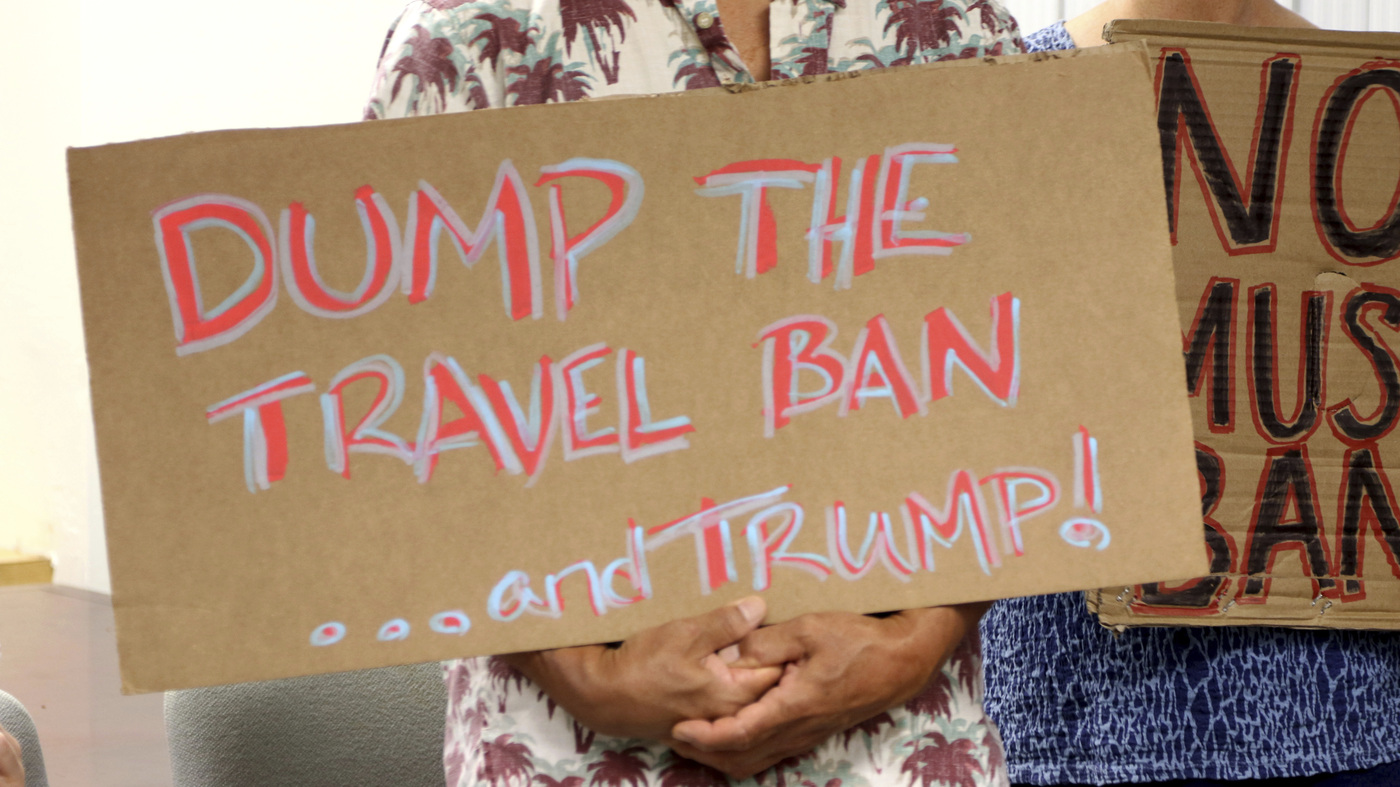 US Challenges Hawaii Judge's Expansion of Relatives Exempt From Travel Ban