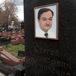 What Really Irritates Vladimir Putin? The Magnitsky Act