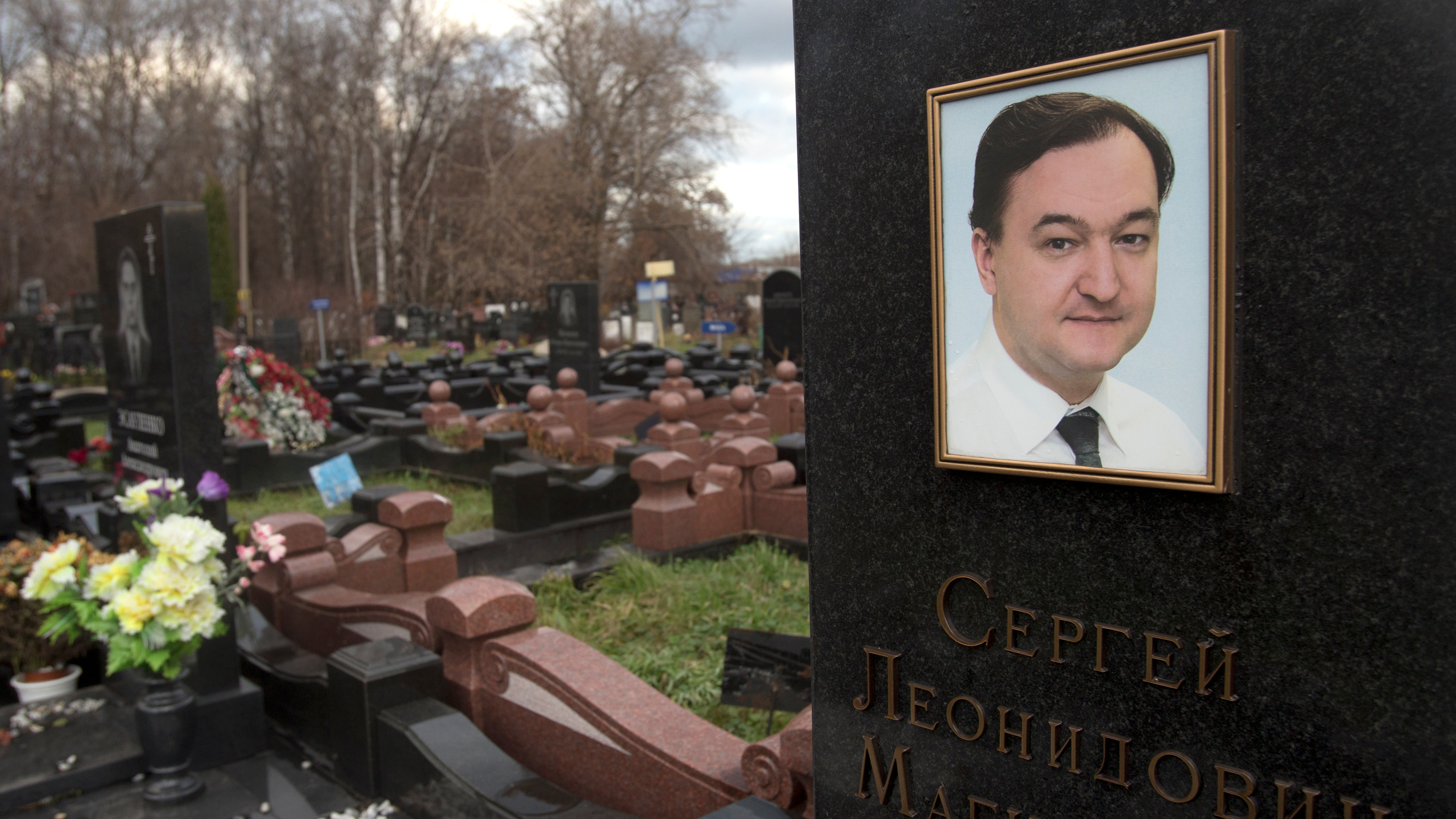 Who is Magnitsky