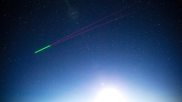 Beam Me Up, Scotty ... Sort Of. Chinese Scientists 'Teleport' Photon To Space