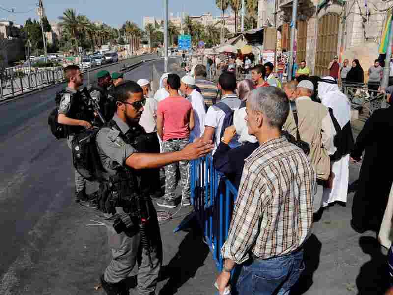 Israel implements intensive security measures at Al Aqsa
