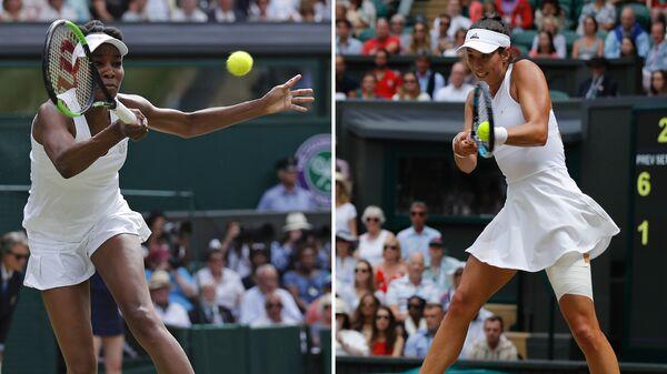 Venus Williams and Spain