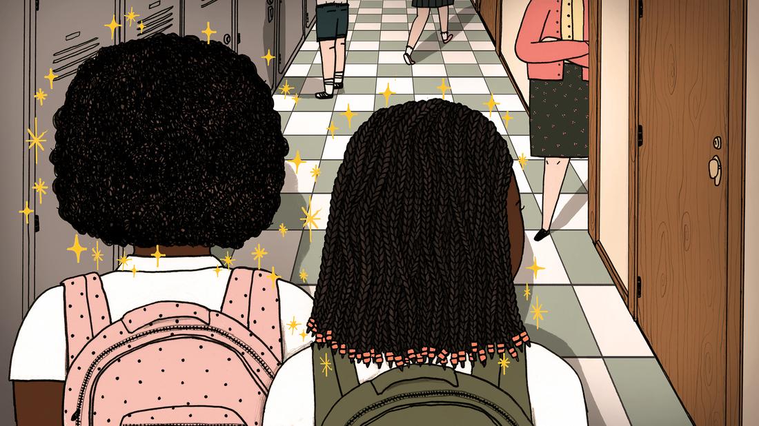When Black Hair Violates The Dress Code Npr Ed Npr