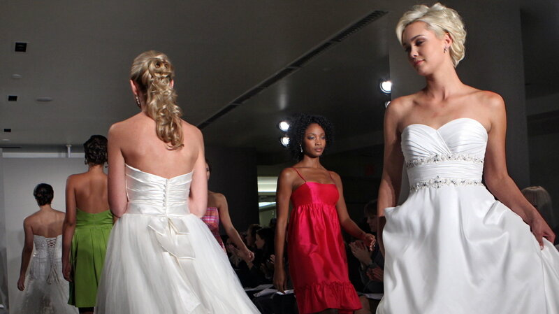 Brides Scramble For Dresses And Information After Alfred Angelo