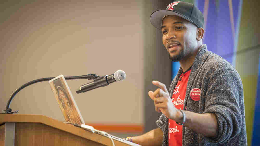 After Rapping His Dissertation, A.D. Carson Is UVa's New Hip-Hop Professor