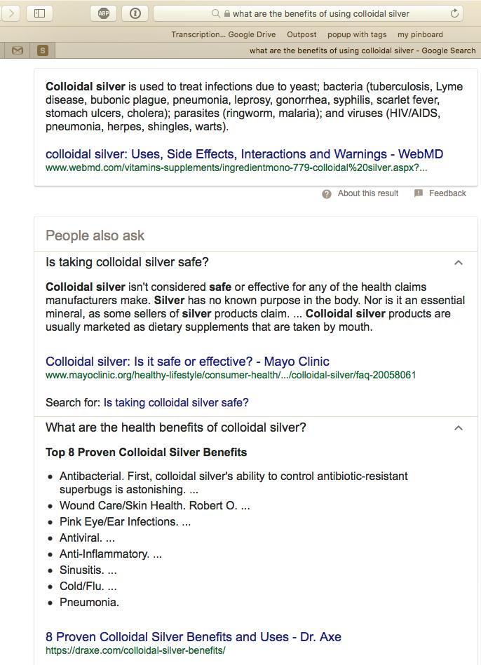 Doctor Google May Not Be Best : Shots - Health News : NPR