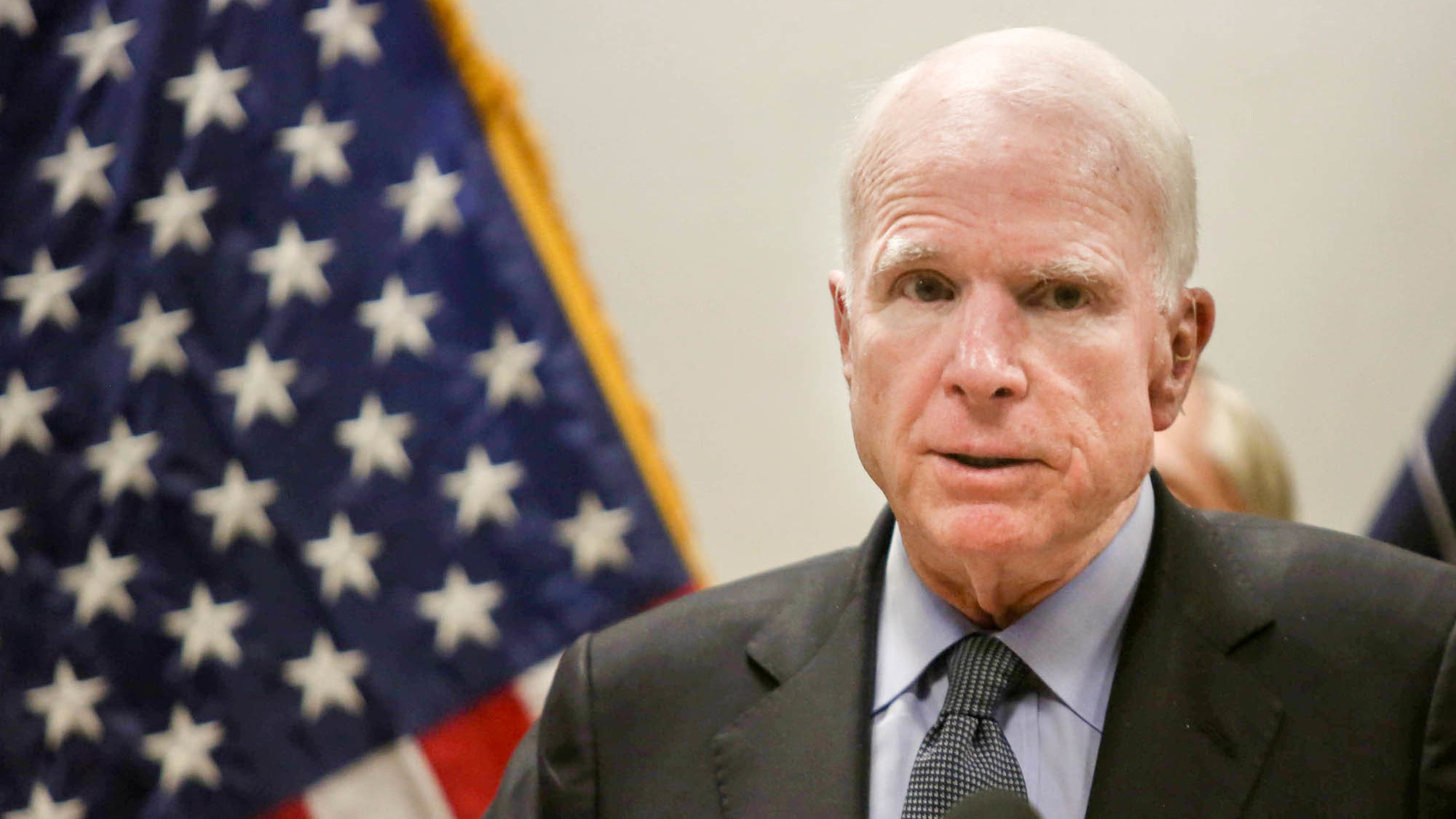 Image for Neurosurgeon: McCain's Recovery From Brain Surgery Might Take Weeks Article