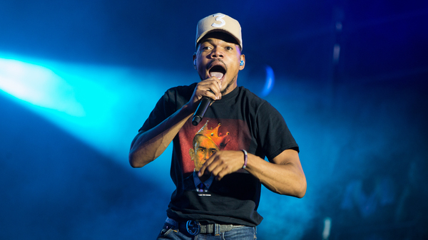 Chance the Rapper released his new song exclusively to SoundCloud, amid the streaming site