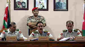 Jordanian Soldier Sentenced To Life In Killing Of 3 American Troops