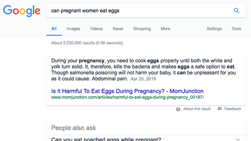 Image for Seeking Online Medical Advice? Google's Top Results Aren't Always On Target Article