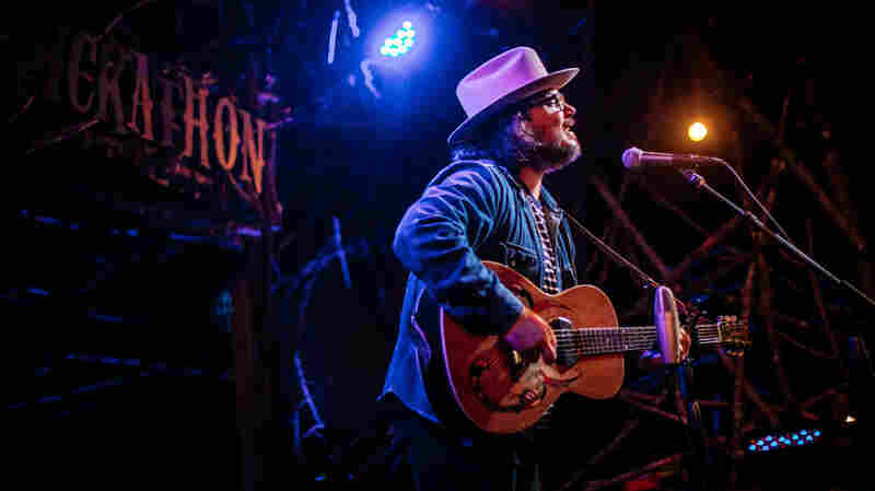 Watch Jeff Tweedy Perform 'One Wing' Live At Pickathon